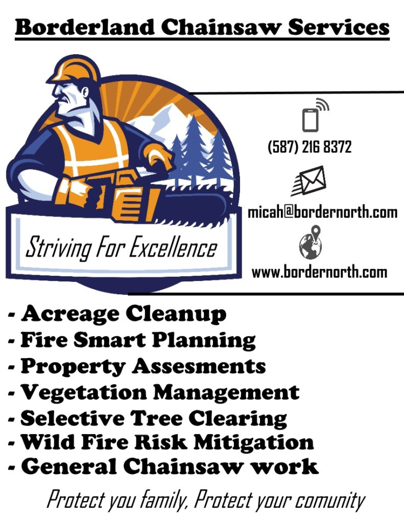 Borderland Chainsaw services